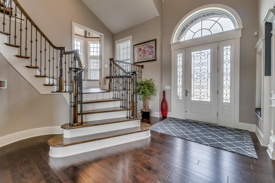'The Preserve at Parkside' by Parkview Custom Homes  in Cleveland