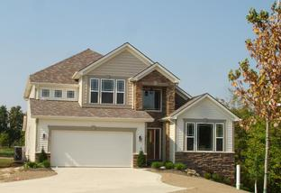 Westbrook Villa - Siedel's Landing Villas: Strongsville, Ohio - Parkview Custom Homes
