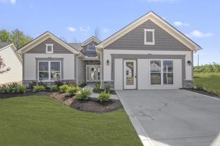Essex Villa - Siedel's Landing Villas: Strongsville, Ohio - Parkview Custom Homes