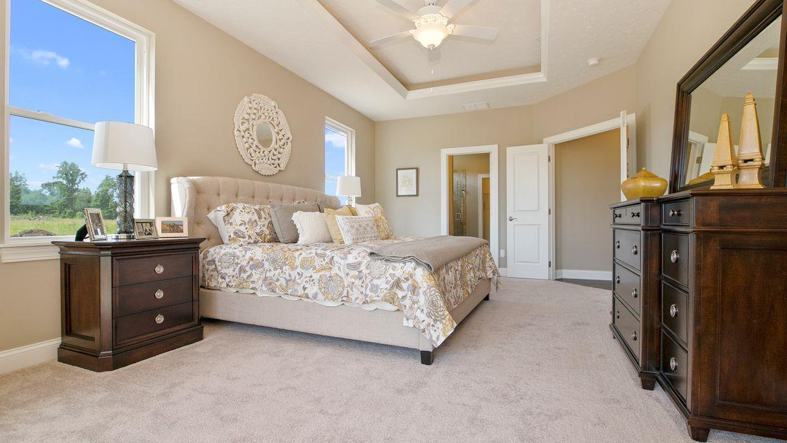 Bedroom featured in the Essex Villa By Parkview Custom Homes  in Cleveland, OH