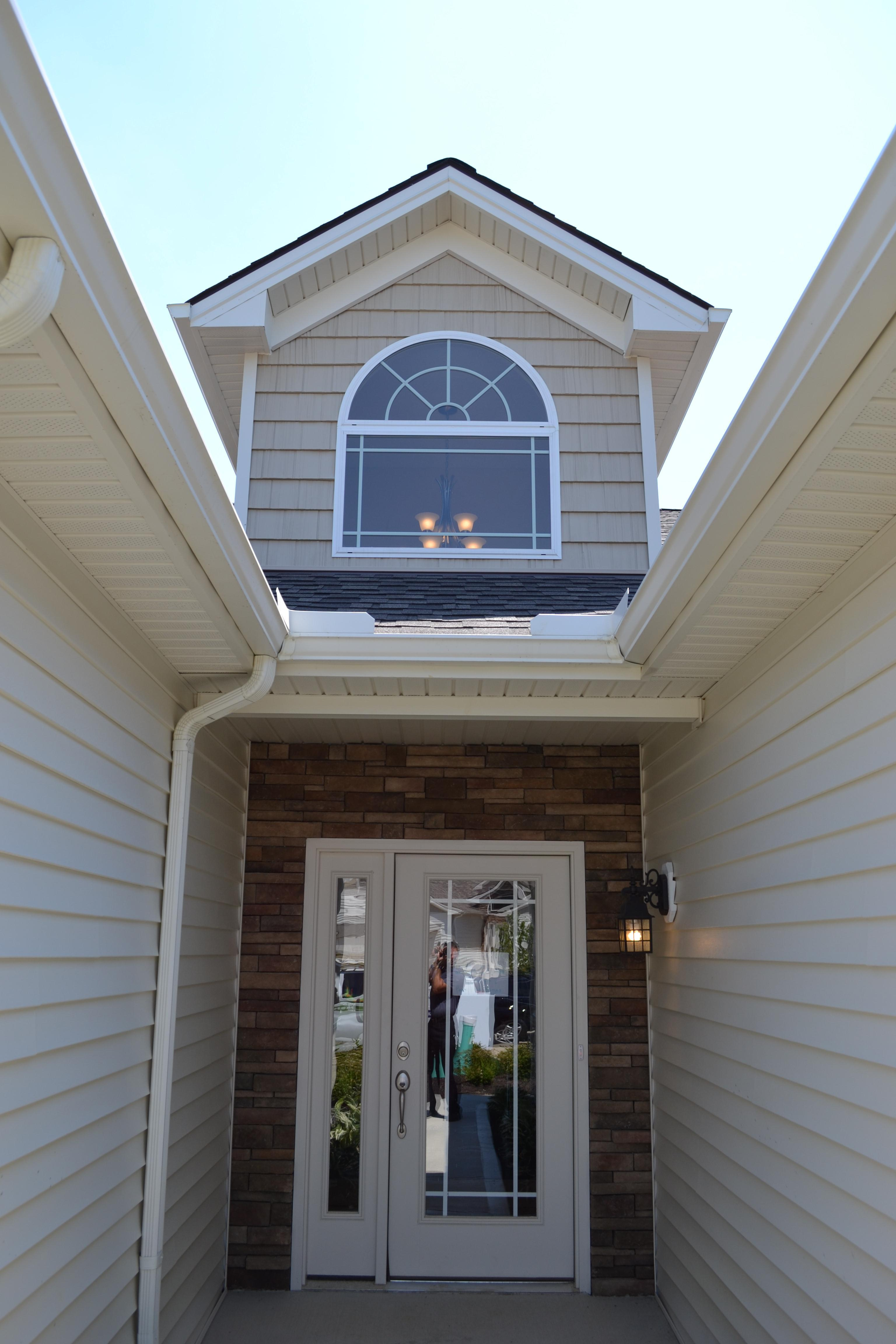 Exterior featured in the Tuscany Villa By Parkview Homes in Cleveland, OH