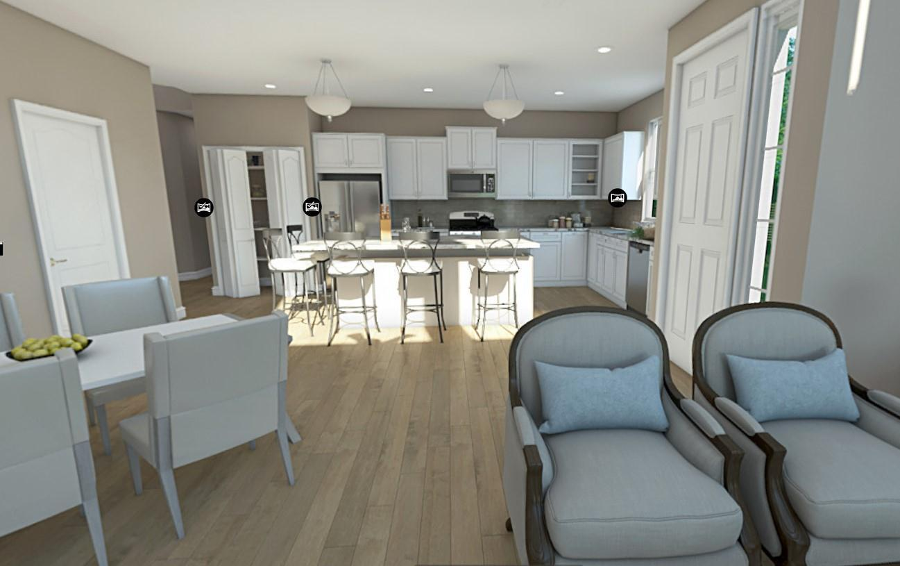 Kitchen featured in The Emilia By Parkview Homes in Cleveland, OH