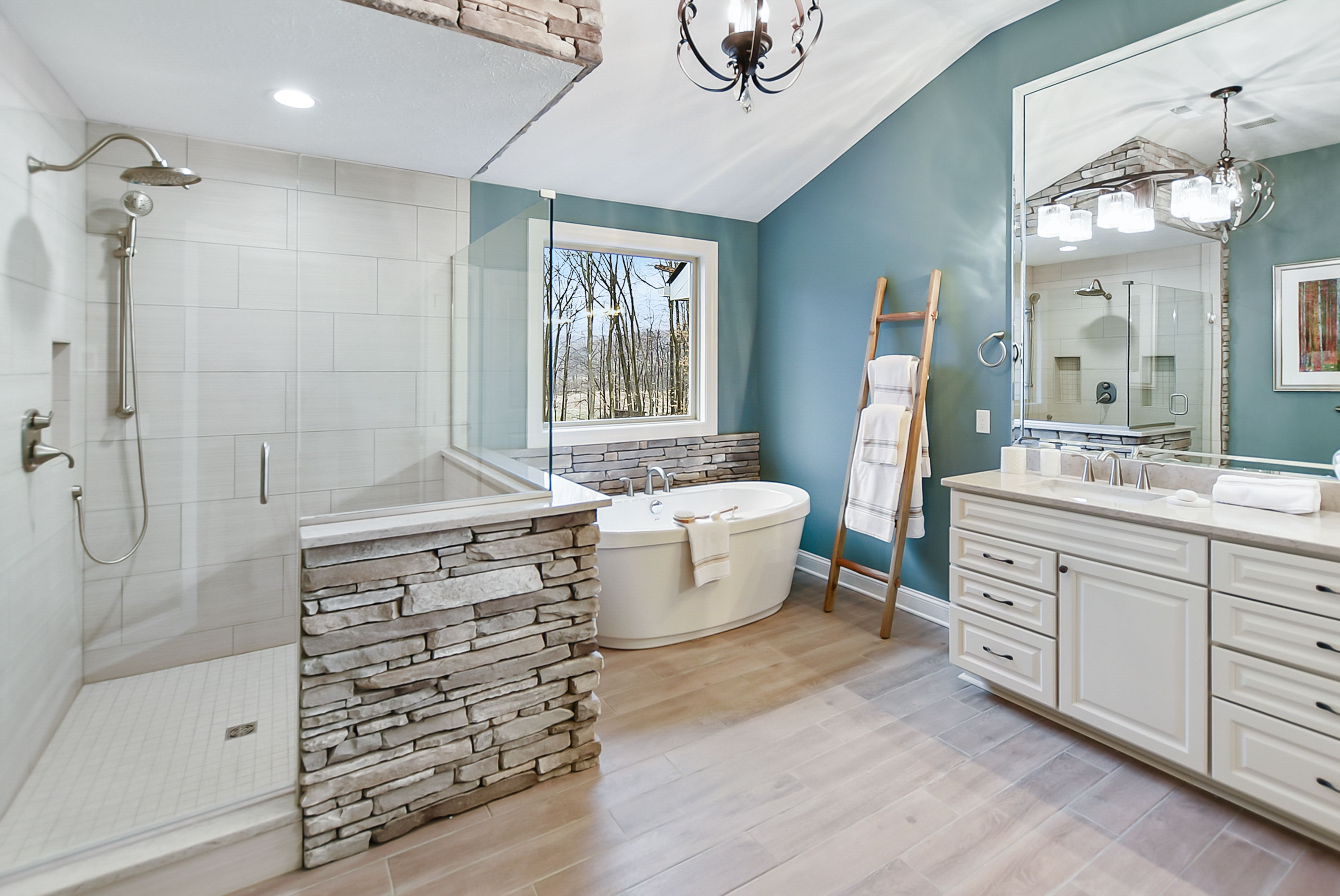 Bathroom featured in the Mercato By Parkview Custom Homes  in Cleveland, OH