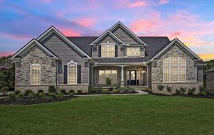 Baldwin II - The Preserve at Parkside: Brecksville, Ohio - Parkview Custom Homes