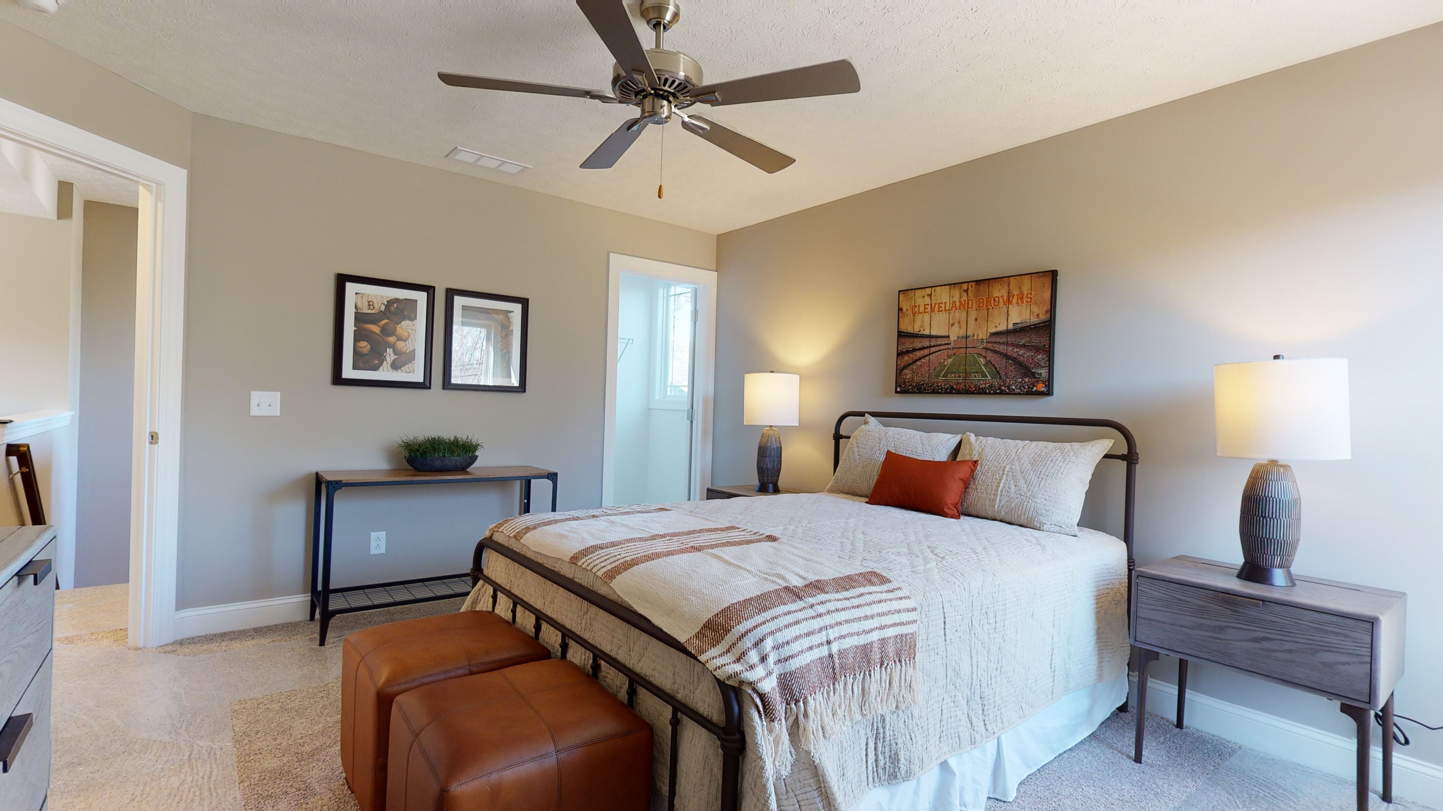 Bedroom featured in The Emilia By Parkview Custom Homes  in Cleveland, OH