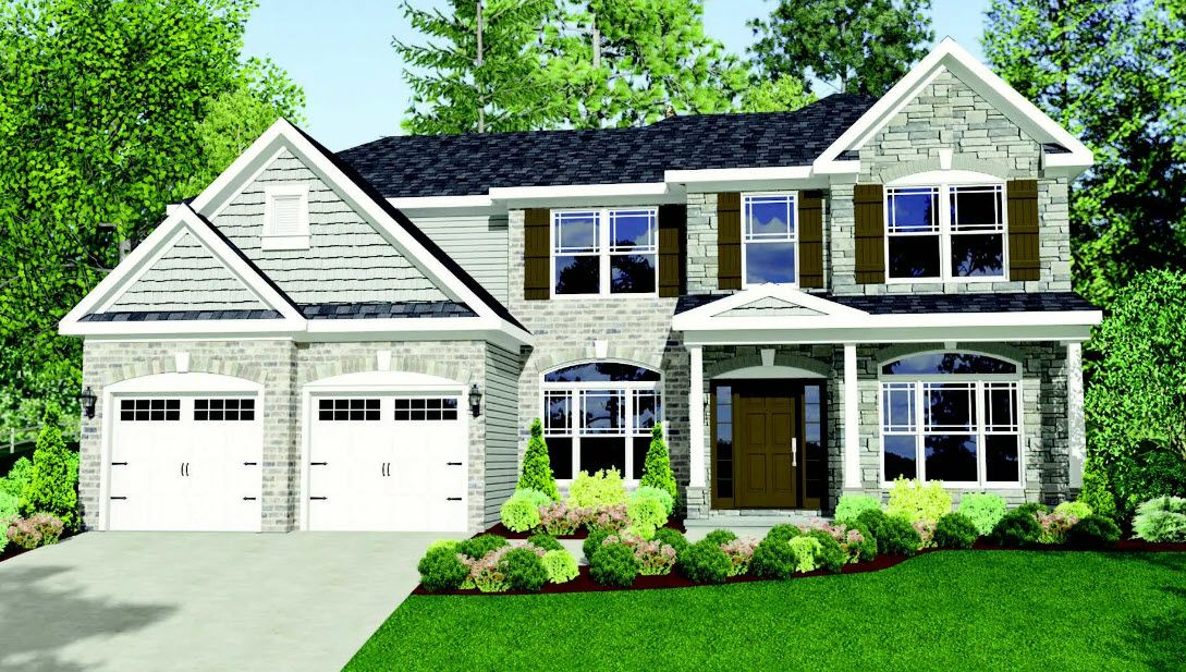 'Overlook Pointe' by Parkview Custom Homes  in Cleveland