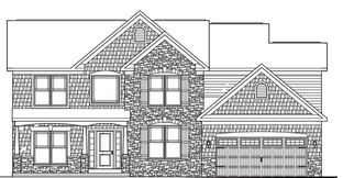 The Preston - Overlook Pointe: Brunswick, Ohio - Parkview Custom Homes