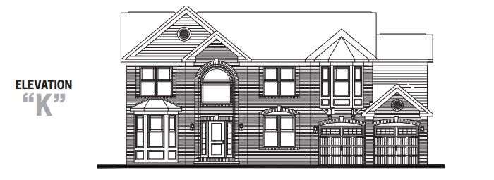 Exterior featured in The Preston By Parkview Custom Homes  in Cleveland, OH