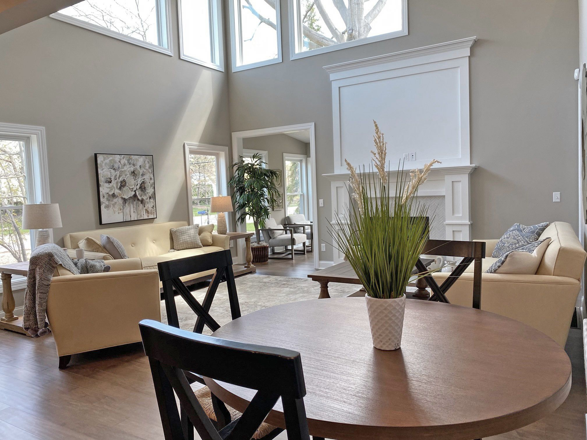 Living Area featured in The Emilia By Parkview Custom Homes  in Cleveland, OH