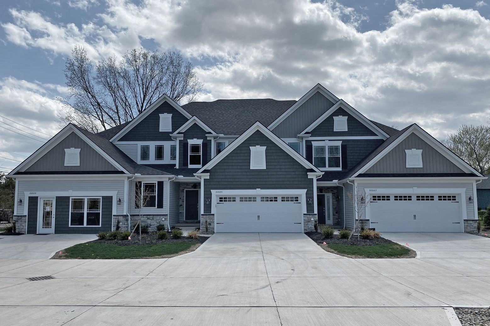 'Tuscan Village' by Parkview Custom Homes  in Cleveland