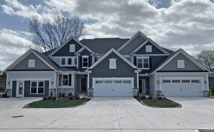 Tuscan Village by Parkview Custom Homes in Cleveland Ohio