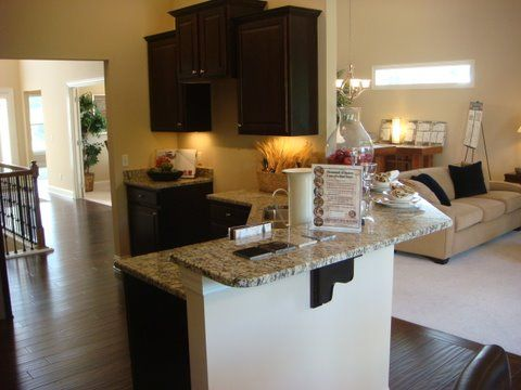 Kitchen featured in the Waverly Villa By Parkview Custom Homes  in Cleveland, OH
