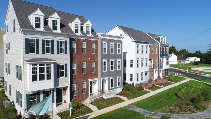Worthington Square Townhomes