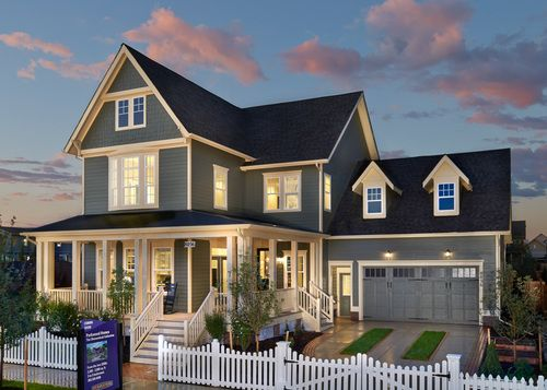 Parkwood homes new homes in 80238 newhomesource fandeluxe Images