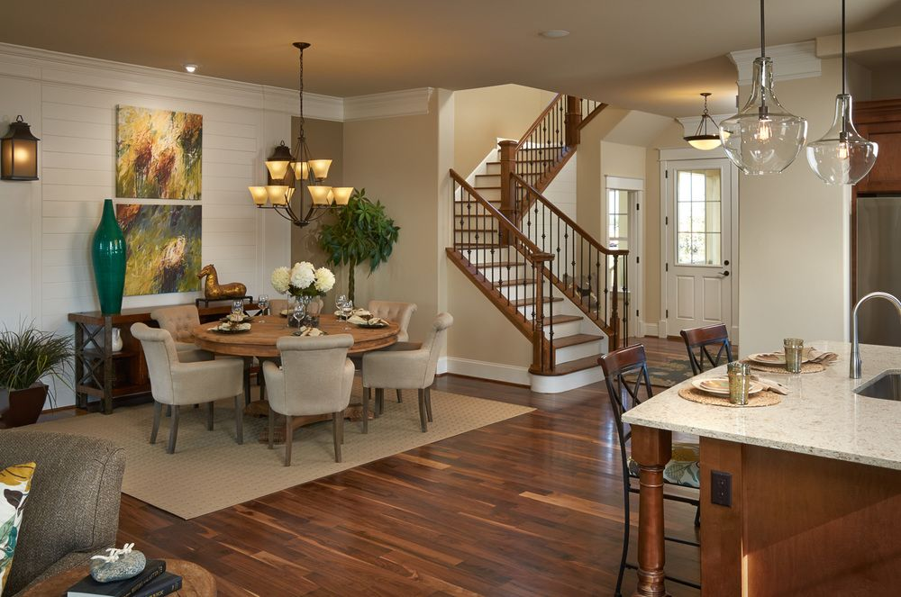 Living Area featured in The Asheville - Shenandoah Collection By Parkwood Homes in Denver, CO