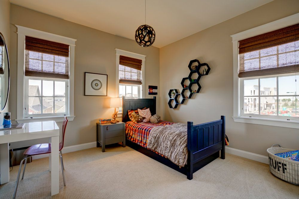 Bedroom featured in The Chesapeake - Shenandoah Collection By Parkwood Homes in Denver, CO