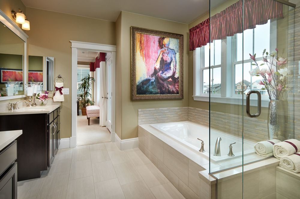 Bathroom featured in The Chesapeake - Shenandoah Collection By Parkwood Homes in Denver, CO