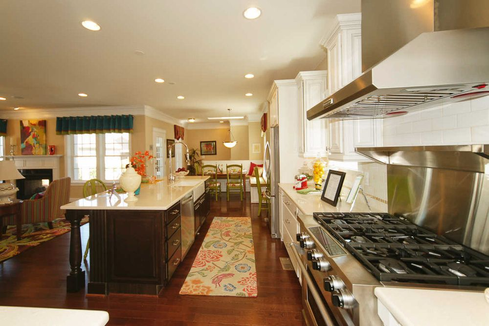 Kitchen featured in The Chesapeake - Shenandoah Collection By Parkwood Homes in Denver, CO
