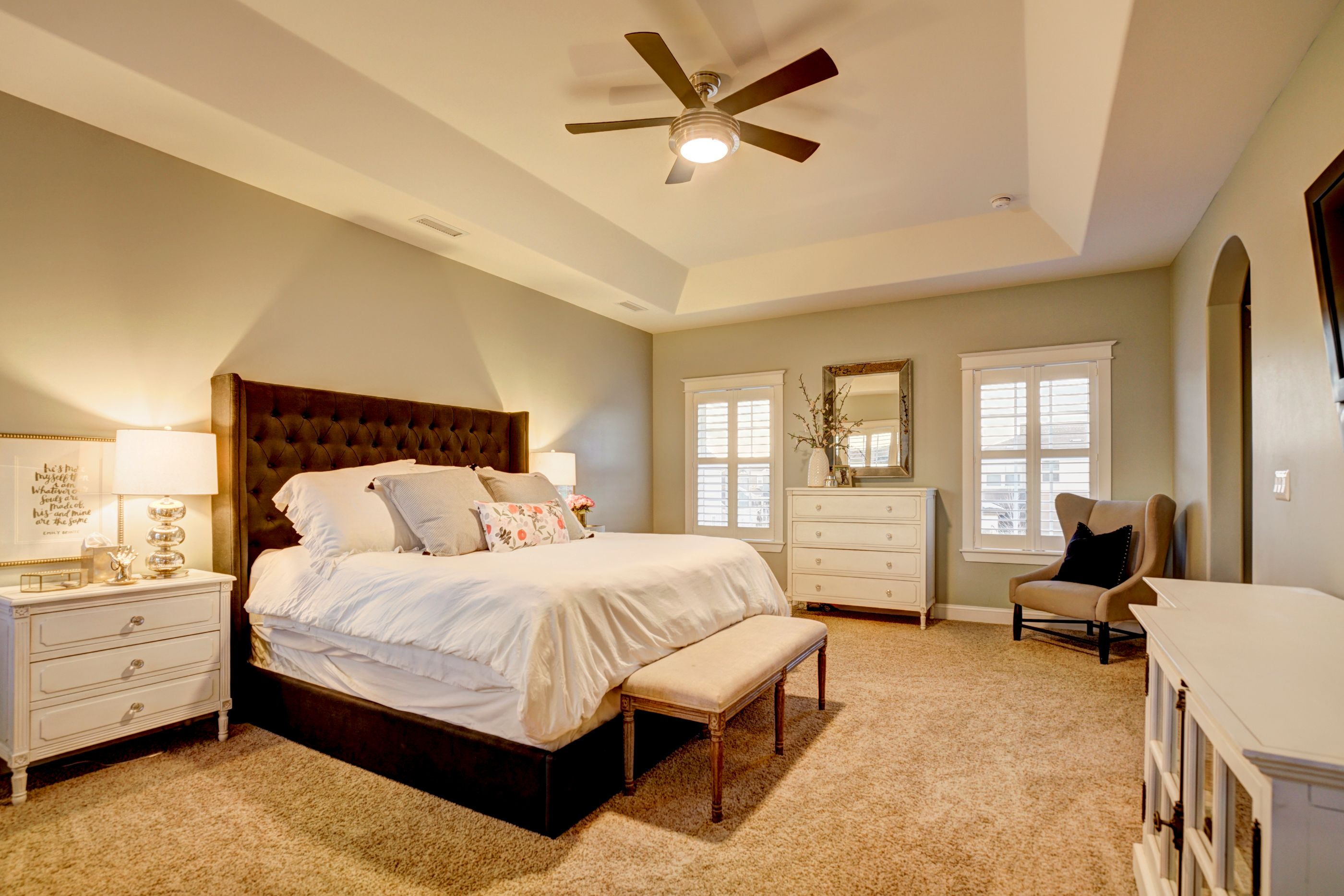 Bedroom featured in The Chestertown - Shenandoah Collection By Parkwood Homes in Denver, CO