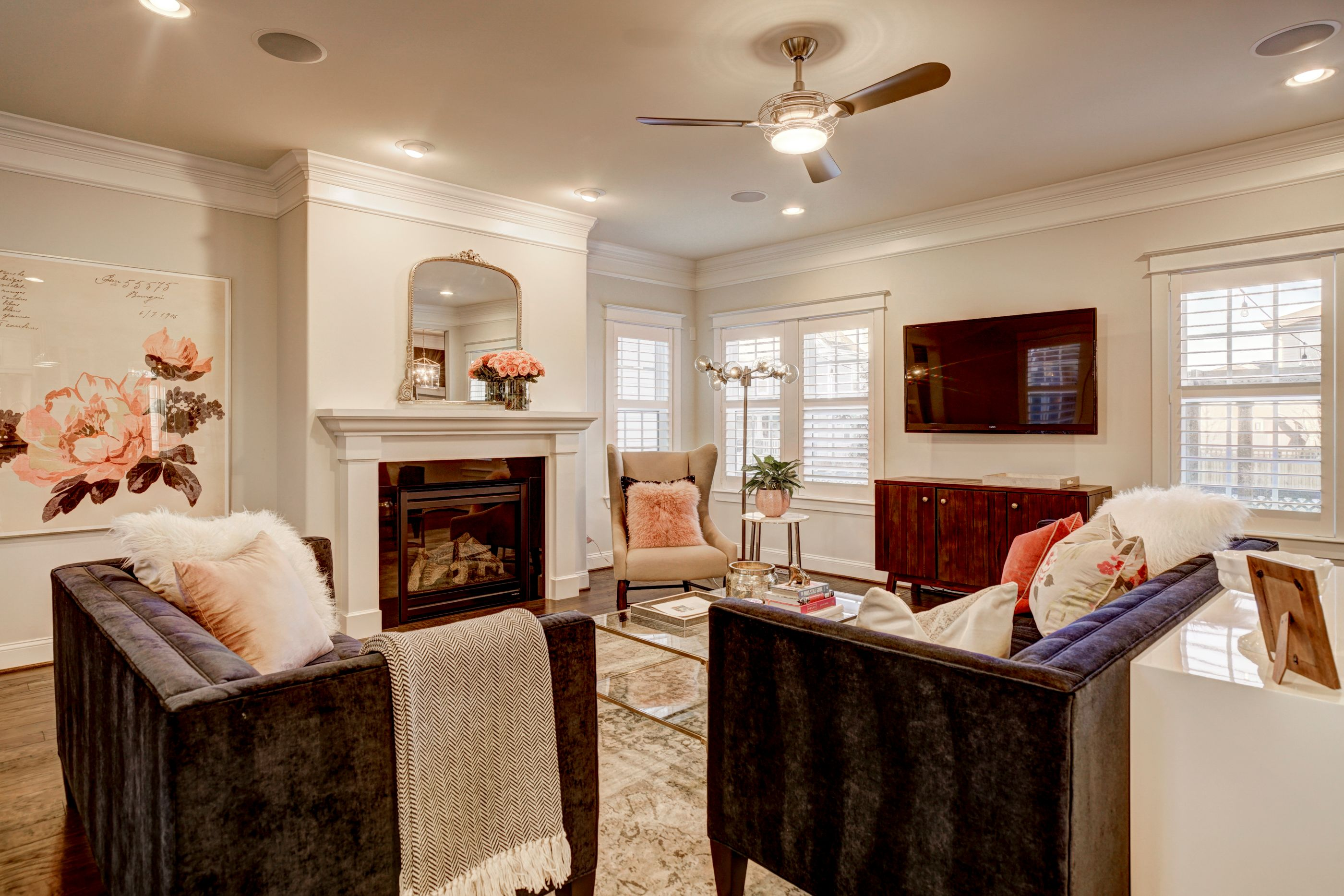 Living Area featured in The Chestertown - Shenandoah Collection By Parkwood Homes in Denver, CO