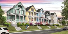 The Mill Valley - Painted Ladies Collection