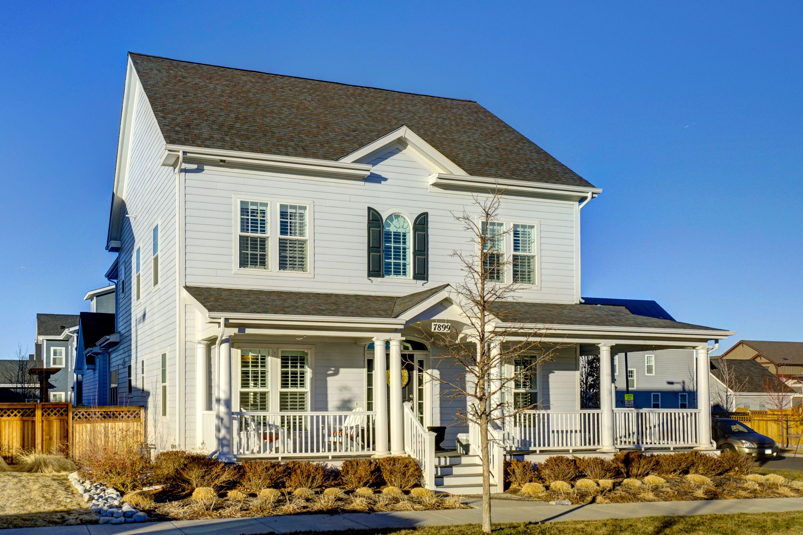 'Stapleton' by Parkwood Homes in Denver