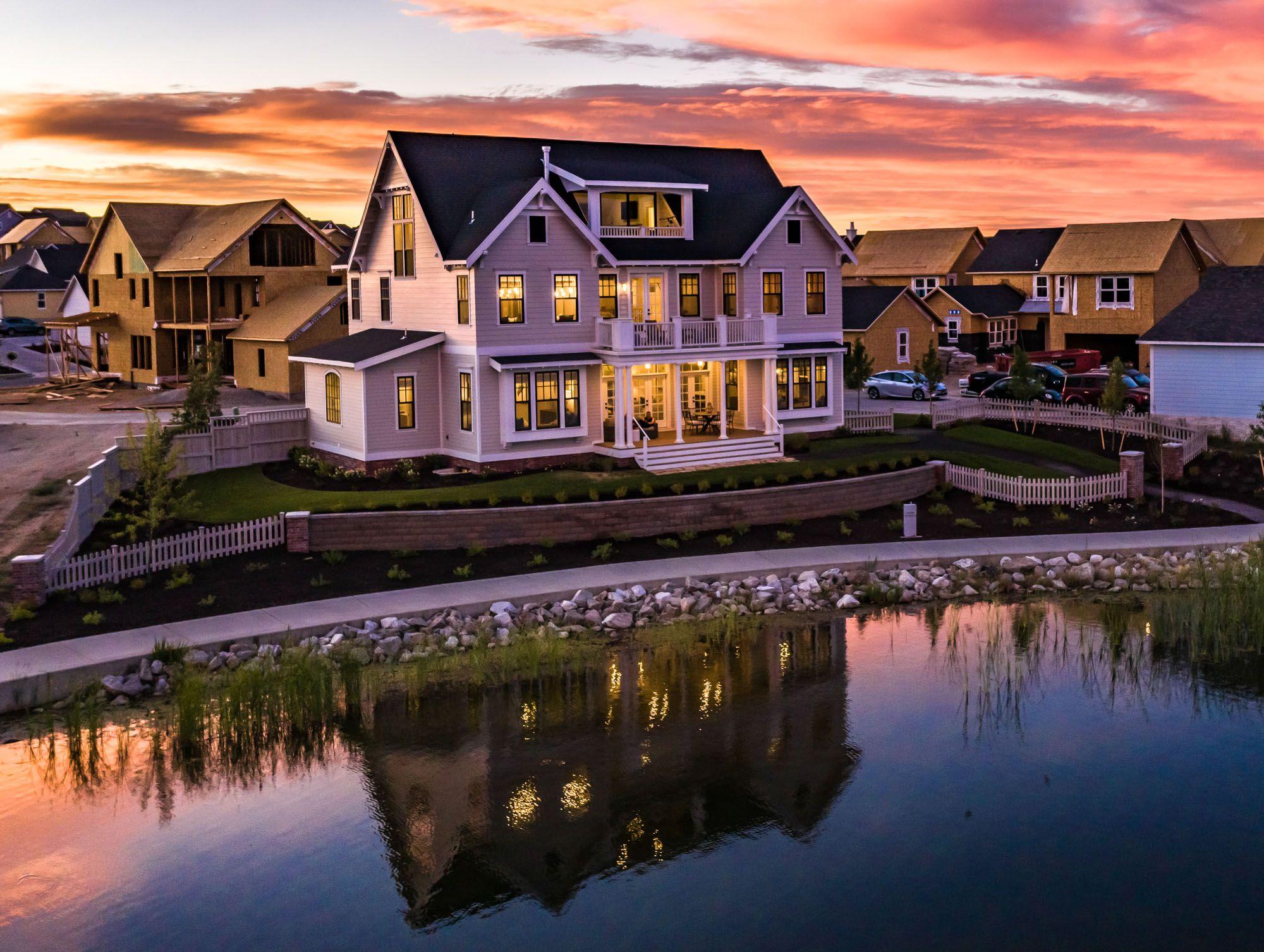 'Parkwood Homes at Daybreak' by Parkwood Homes in Salt Lake City-Ogden