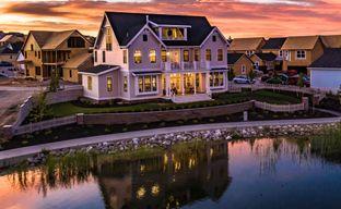 Parkwood Homes at Daybreak by Parkwood Homes in Salt Lake City-Ogden Utah