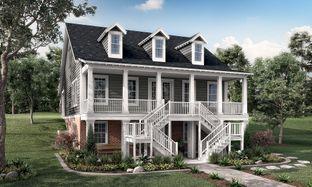 Nantucket - Parkwood Homes at Daybreak: South Jordan, Utah - Parkwood Homes