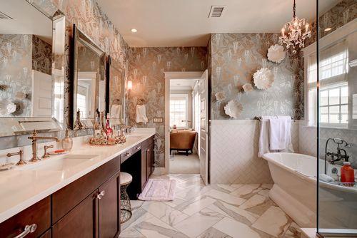 Bathroom-in-The Chesapeake - Shenandoah Collection-at-Stapleton-in-Denver