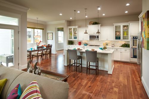 Kitchen-in-The Chesapeake - Shenandoah Collection-at-Sterling Ranch-in-Littleton