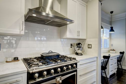 Kitchen-in-The Chestertown - Shenandoah Collection-at-Sterling Ranch-in-Littleton