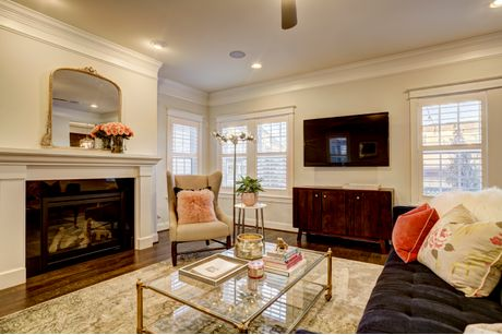 Greatroom-in-The Chestertown - Shenandoah Collection-at-Stapleton-in-Denver