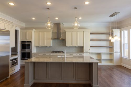 Kitchen-in-The Arlington - Shenandoah Collection-at-Stapleton-in-Denver