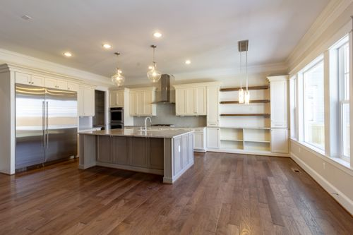 Kitchen-in-The Arlington - Shenandoah Collection-at-Stapleton-in-Denver