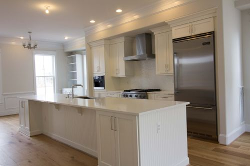 Kitchen-in-The Newbridge - Beacon Hill Collection-at-Stapleton-in-Denver