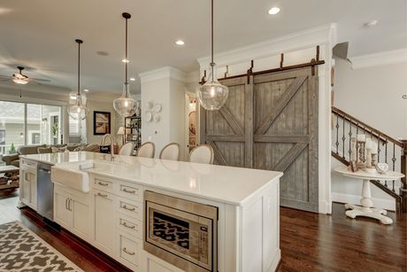 Kitchen-in-The Newbury - Beacon Hill Collection-at-Stapleton-in-Denver