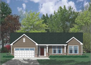 The Salem - Parry Custom Homes Pittsburgh Build on Your Lot: Irwin, Pennsylvania - Parry Custom Homes