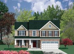 The Summerdale - Parry Custom Homes Pittsburgh Build on Your Lot: Irwin, Pennsylvania - Parry Custom Homes