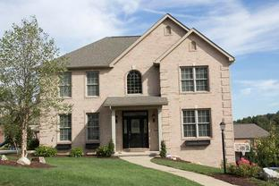 The Augusta - Parry Custom Homes Columbus: Dublin, Ohio - Parry Custom Homes