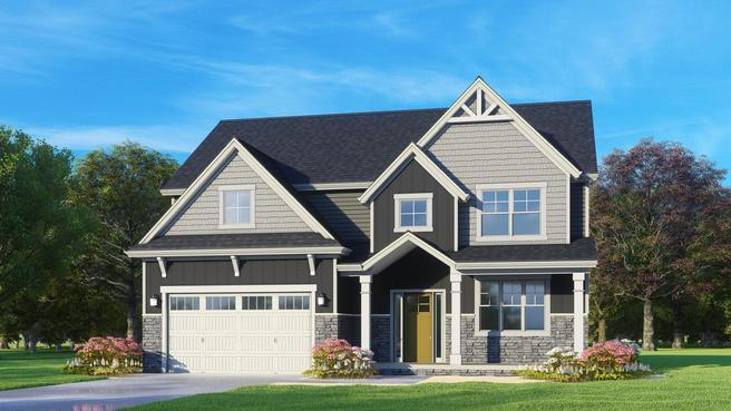 582 Forest Oaks Trail (Mountain Ridge Estates Spec Home)