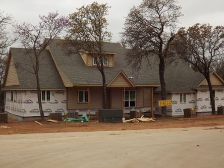 New Home Builders Inlogan County Oklahoma City Area Oklahoma