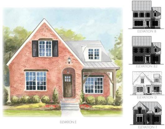 The Hampton:Elevation