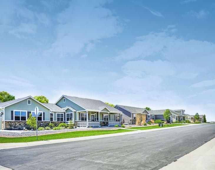 Blackstone Ranch:Come Find Your Dream Home