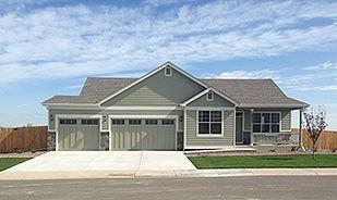 Sage at Blackstone Ranch - Strasburg New Homes: Strasburg, Colorado - Pauls Homes