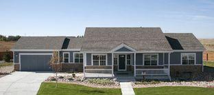 Morning Glory at Blackstone Ranch - Strasburg New Homes: Strasburg, Colorado - Pauls Homes