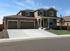 Violet at Blackstone Ranch - Strasburg New Homes: Strasburg, Colorado - Pauls Homes