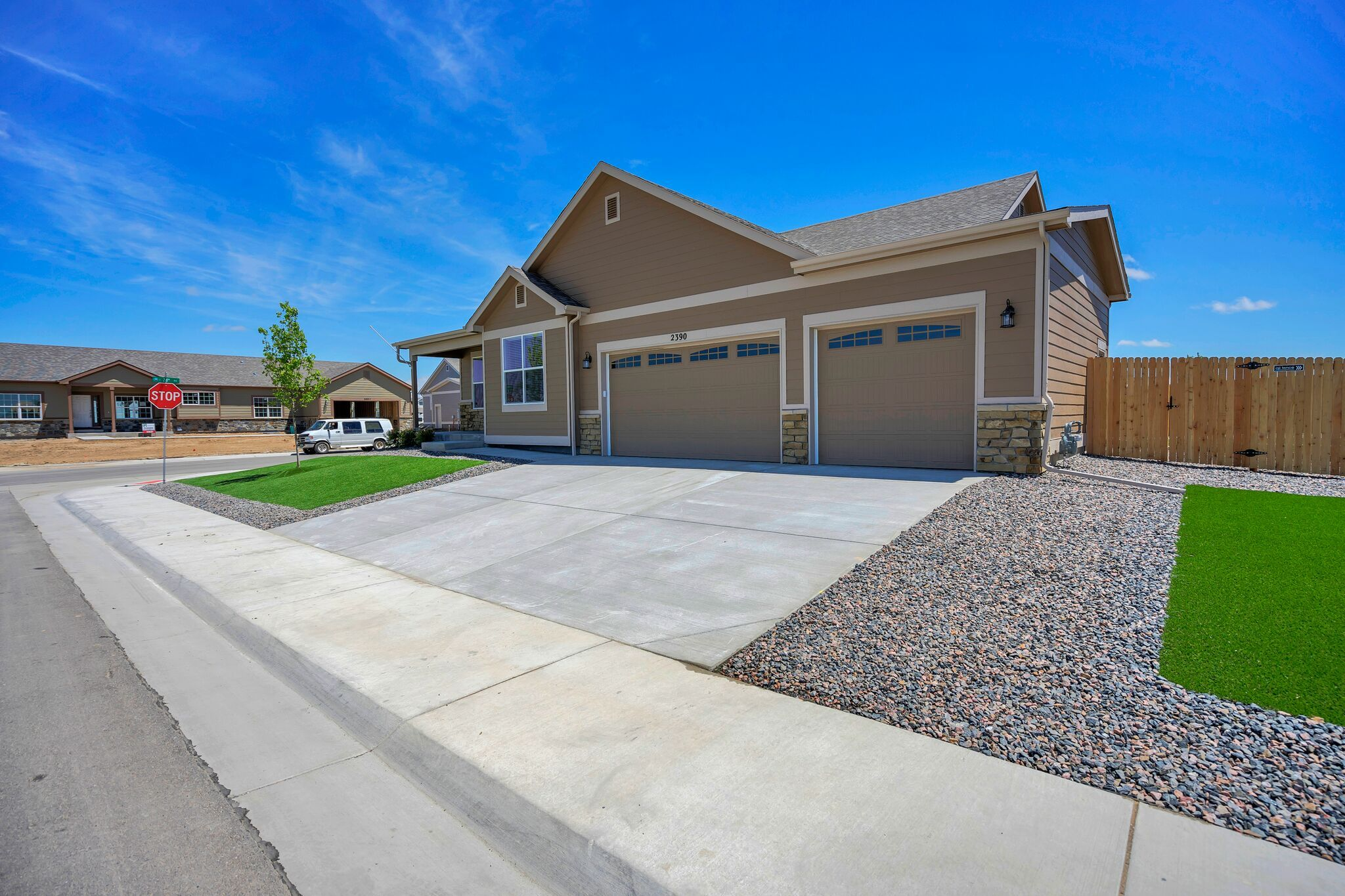 Exterior featured in the Sage at Blackstone Ranch By Pauls Homes in Denver, CO