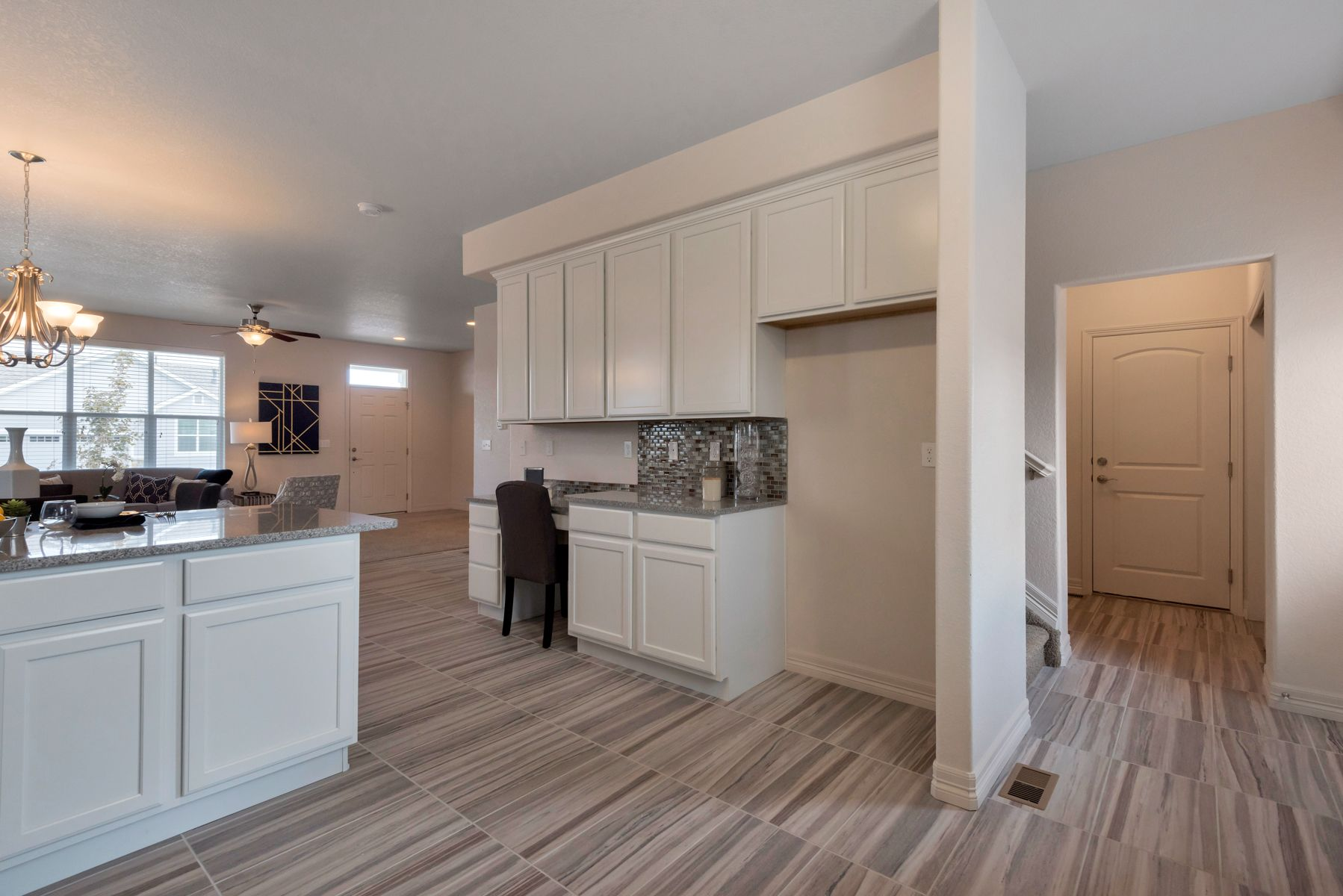 Kitchen featured in the Violet at Blackstone Ranch By Pauls Homes in Denver, CO