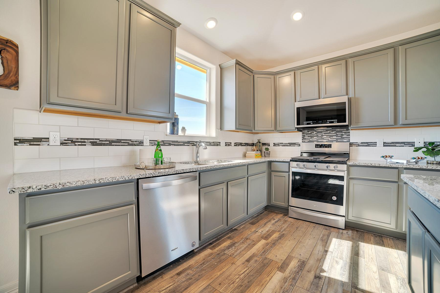 Kitchen featured in the Sage at Blackstone Ranch By Pauls Homes in Denver, CO